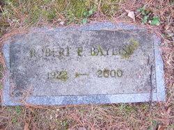 Robert E. Bayliss