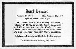 Karl Bonnet