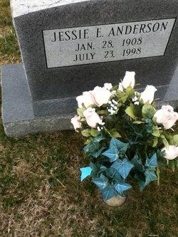 Jessie Ealene Anderson