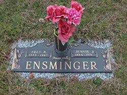 Frederick Blaine Ensminger