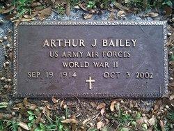Arthur J Bailey