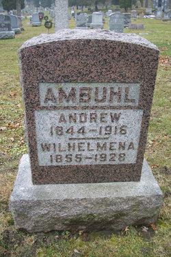 Wilhelmena Minnie Ambuhl