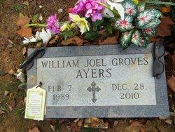 William Joel Groves Ayers