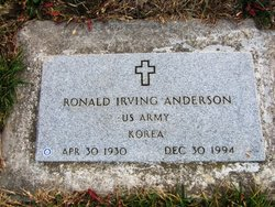 Ronald Irving Anderson