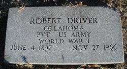 Robert Driver