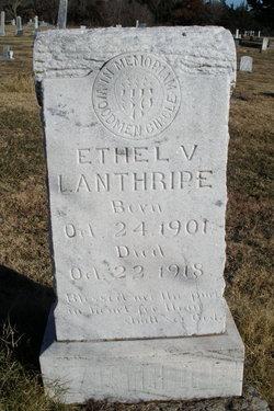 Ethel V. Lanthripe