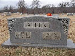 Ollie Evelyn <i>Rhodes</i> Allen