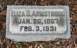 Elizabeth G Armstrong