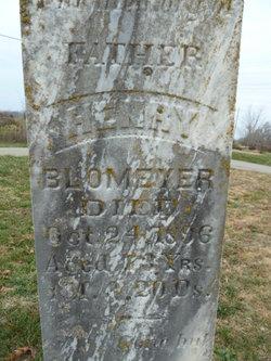 Henry Blomeyer