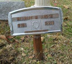 Herbert Hoover Brock