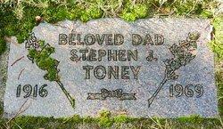Stephen Joseph Toney