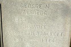 Elisabeth <i>Brackett</i> Alsberg