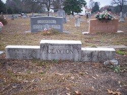 Mary Ella <i>McBurnett</i> Clayton