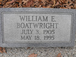 William E. Bill Boatwright