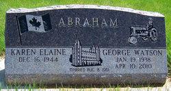 George Watson Abraham