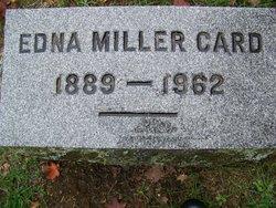 Edna <i>Card</i> Miller