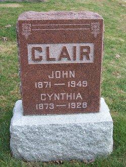 Cynthia <i>McCoy</i> Cleair