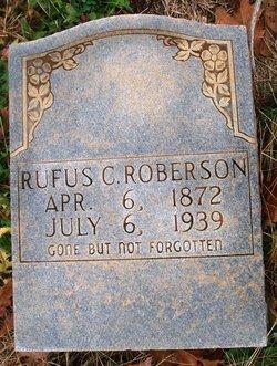 Rufus Conley Roberson