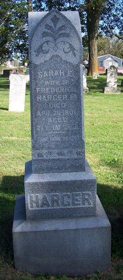 Sarah Elizabeth <i>Little</i> Harger