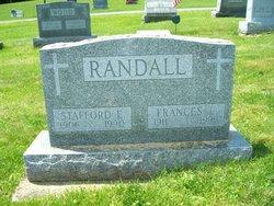 Frances L. <i>Rohe</i> Randall