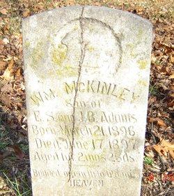 William McKinley Adams
