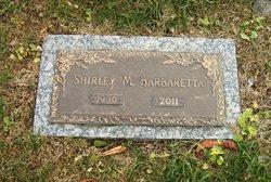 Shirley May <i>Sterner</i> Barbaretta
