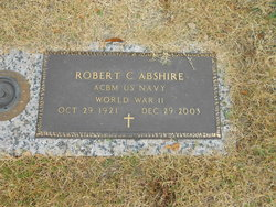 Robert Charles Abshire