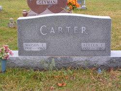Watson Lowell Carter