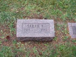 Sarah S Brenizer