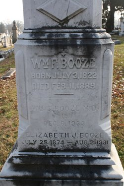 William Samuel Booze
