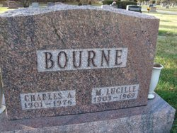 Mary Lucille <i>Biven</i> Bourne