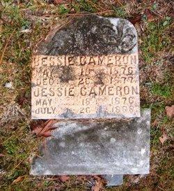 Bessie Cameron