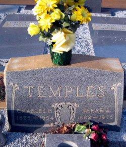 Sarah Elizabeth <i>Vassar</i> Temples