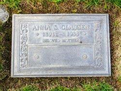 Anna Sophia <i>Erickson</i> Clausen