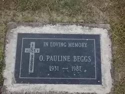 Oneda Pauline <i>Boen</i> Beggs