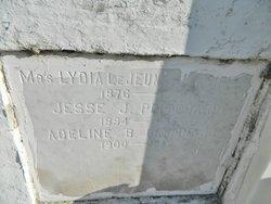 Lydia <i>Lejeune</i> Berthelot