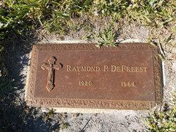 Raymond Paul DeFreest