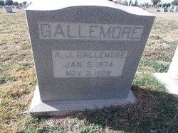 Albert James Gallemore