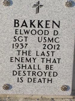 Elwood Dwight Bakken