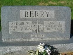 William Arthur Berry