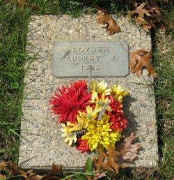 Audrey Jane Boyden