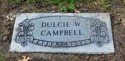 Dulcie Winifred <i>Clarke</i> Campbell