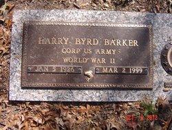 Harry Byrd Barker