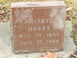 Harry Hobbs