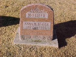 Anna Mary <i>Morrison</i> Beaver