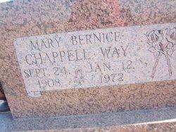 Mary Bernice <i>Staats</i> Way