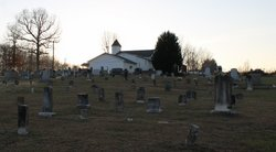 Patterson Grove Christian Church Cemetery