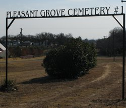 Pleasant Grove Cemetery #01