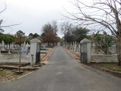 Stellenbosch Cemetery
