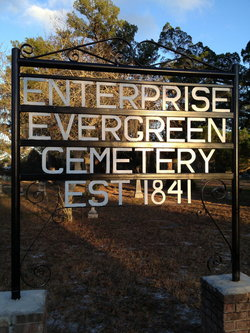 Enterprise Evergreen Cemetery